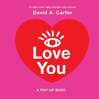 I love you : a pop-up book