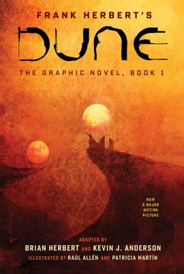 Book cover for  Dune : the graphic novel. Book 1