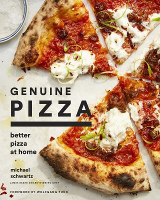 Genuine pizza :  better pizza at home