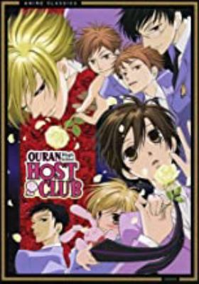 Ouran High School Host Club the complete series