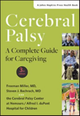 Book cover for Cerebral palsy: a complete guide for caregiving