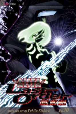 Battle angel Alita: Last order. Vol. 10