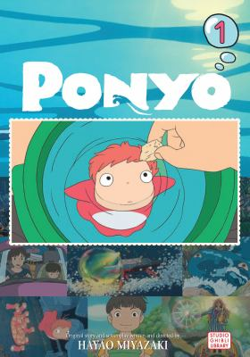 Cover Image for Ponyo 1