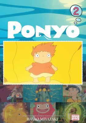 Cover Image for Ponyo 2