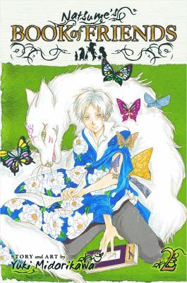 Natsume's book of friends. Vol. 02
