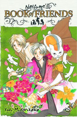 Natsume's book of friends. Vol. 03