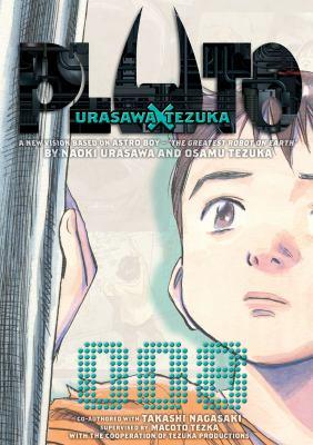 Pluto: Urasawa x Tezuka. Vol. 8