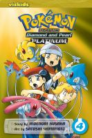 Pokémon Adventures. Diamond and Pearl Platinum. Vol. 04