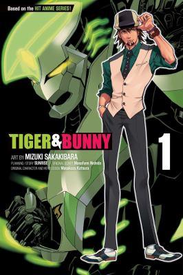 Tiger & Bunny. 1