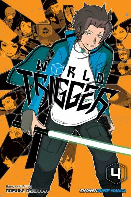 World trigger. Vol. 04