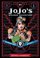 Jojo's Bizarre Adventure. Part 2, Battle Tendency. Vol. 01