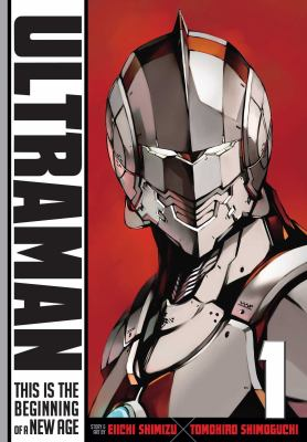 Ultraman. 1, This is the beginning of a new age