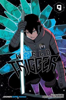 World Trigger. Vol. 09