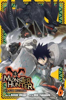 Monster hunter :  flash hunter. 6