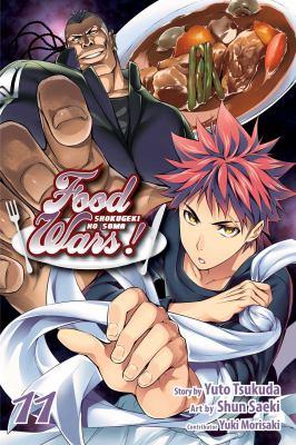 Food wars! : shokugeki no soma. Vol. 11, The sun always rises