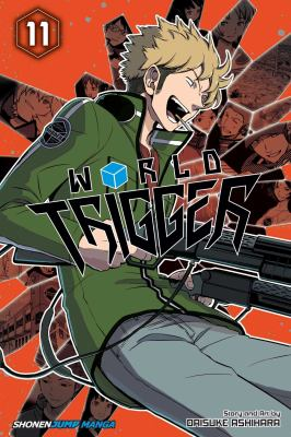 World Trigger. Vol. 11