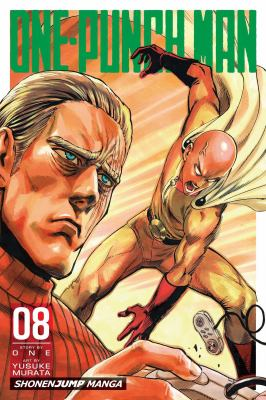 One-punch man. Vol. 08