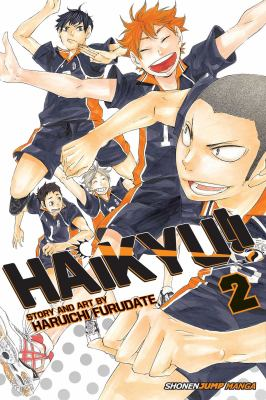 Haikyu!!.  Volume 2, The view from the top