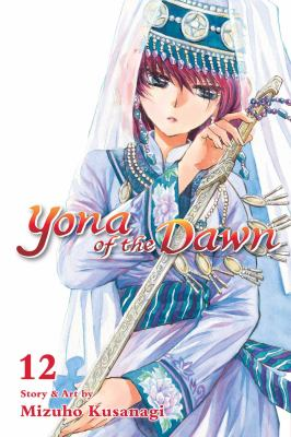 Yona of the dawn. 12