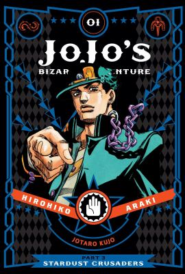 Jojo's bizarre adventure. Part 3, Stardust crusaders, Vol. 01