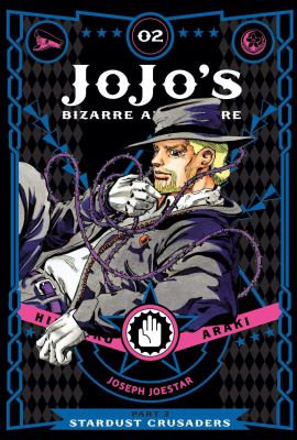 JoJo's bizarre adventure. Part 3, Stardust crusaders. Vol. 02