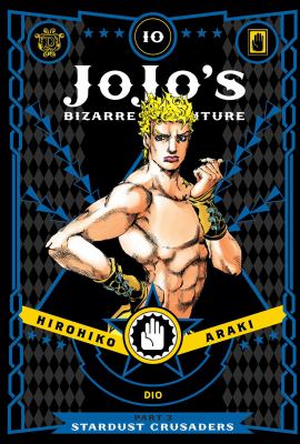 Jojo's bizarre adventure. Stardust Crusaders. Vol. 10