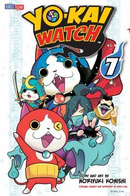 Yo-kai watch.  Volume 7, A hairy situation