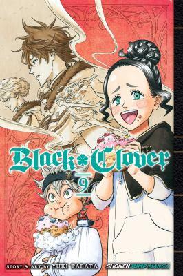 Black clover. Vol. 09, The strongest brigade