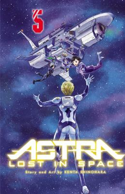 Astra lost in space. 5