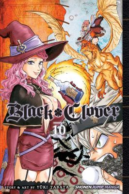 Black clover. 10