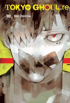 Tokyo ghoul:re. 10