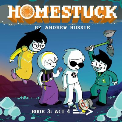 Book cover for Homestuck