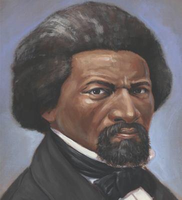 Frederick's journey : the life of Frederick Douglass