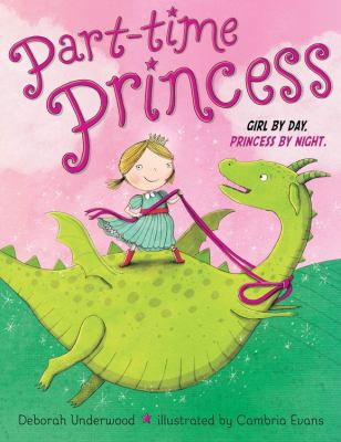 Cover Image for Part-time princess