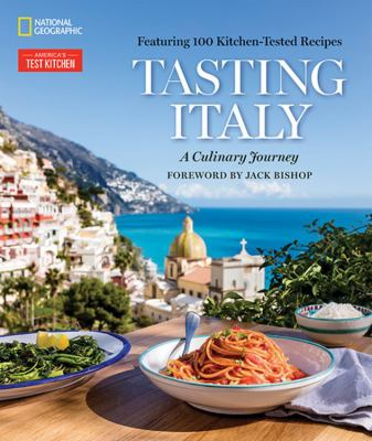 Tasting Italy :  a culinary journey