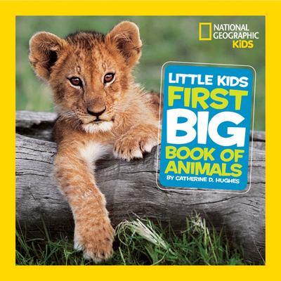 Little kids big book of animals