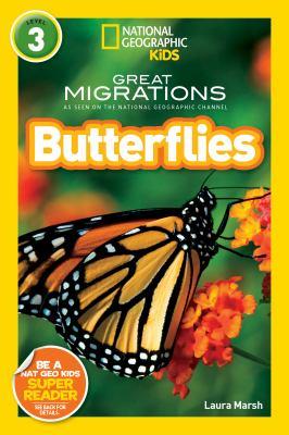 Great migrations. Butterflies