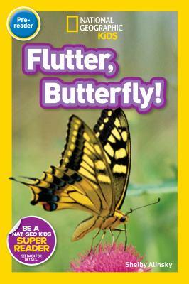 Flutter, butterfly!