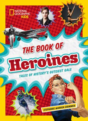 Book cover for The book of heroines