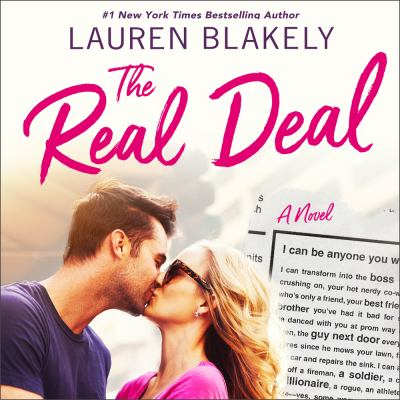 The real deal : a novel