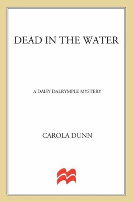 Dead in the water a Daisy Dalrymple mystery