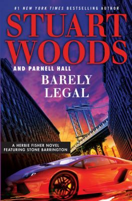 Barely legal : a Herbie Fisher novel