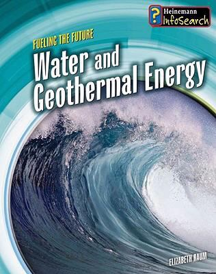Water and geothermal energy