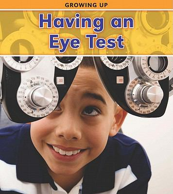 Having an eye test