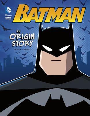 Batman :  an origin story