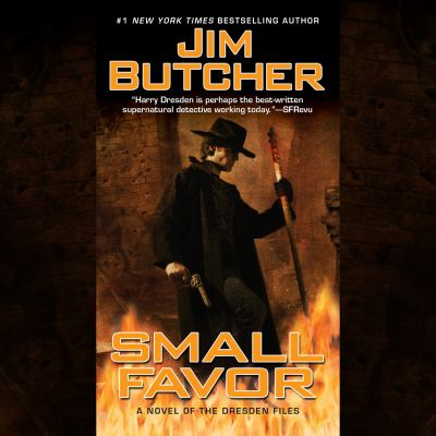 Small favor a novel of the Dresden files