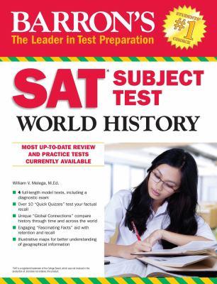 Barron's SAT subject test. World history
