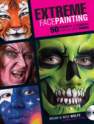 Cover Image for Extreme face painting