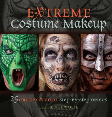 Cover Image for Extreme costume makeup
