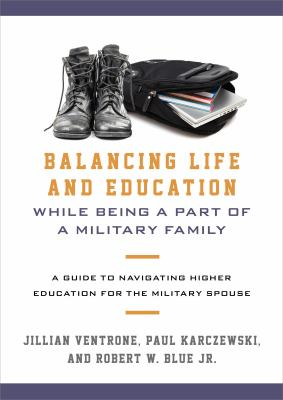 Balancing life and education while being a part of a military family :